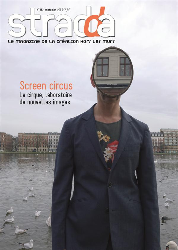 STRADDA N 35 SCREEN CIRCUS PRINTEMPS 2015