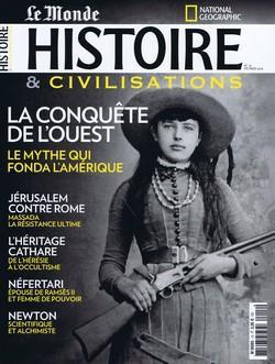 HISTOIRE & CIVILISATIONS N 14 CONQUETE DE L OUEST FEVRIER 2016