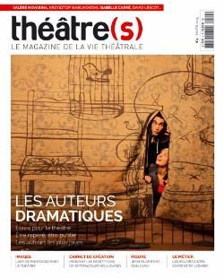 THEATRE(S) N 4 LES AUTEURS DRAMATIQUES DECEMBRE 2015