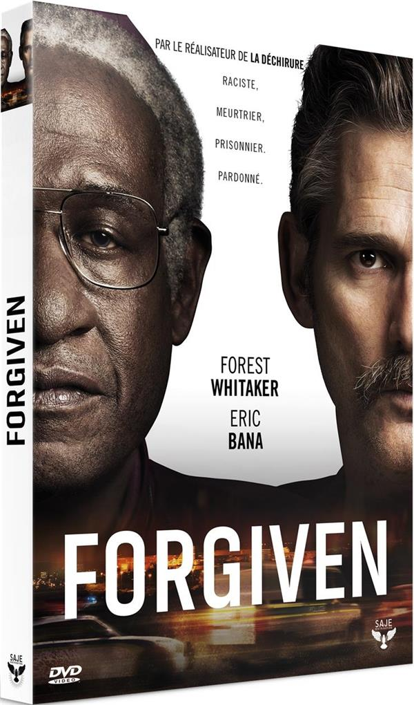 FORGIVEN - DVD