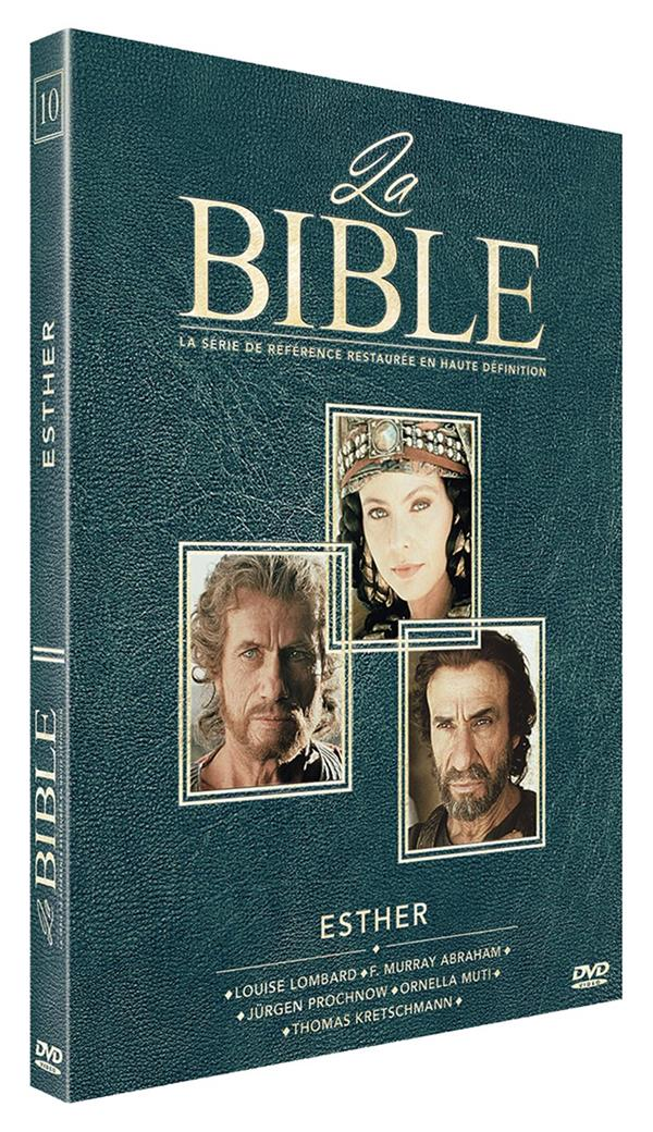 LA BIBLE ESTHER - DVD