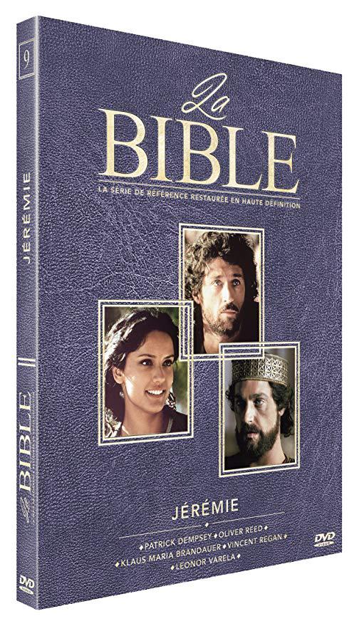 LA BIBLE JEREMIE - DVD