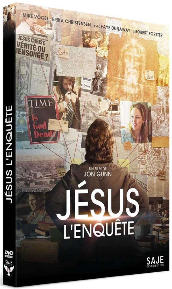 JESUS, L'ENQUETE  - DVD