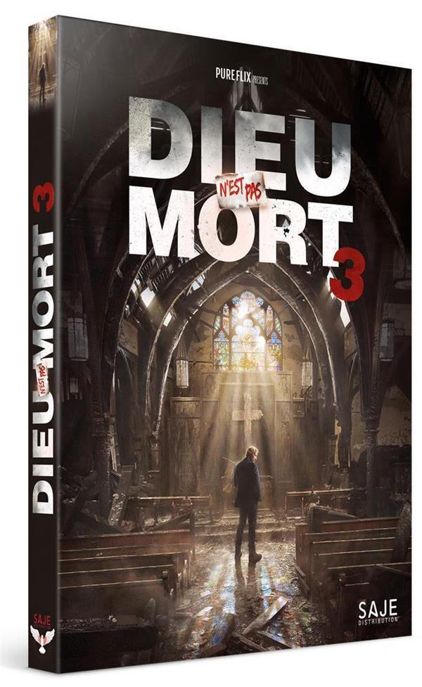 DIEU N'EST PAS MORT 3 - DVD