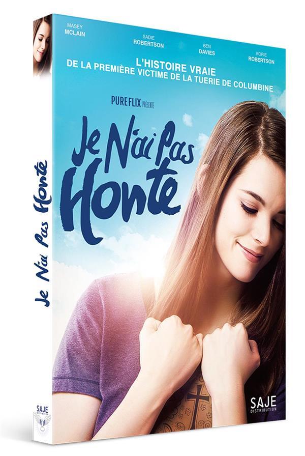 JE N'AI PAS HONTE - DVD