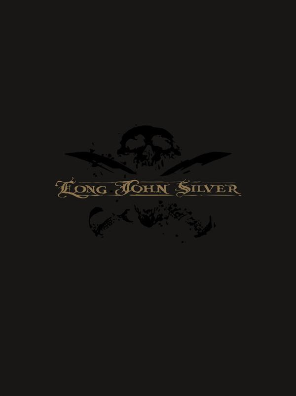 COFFRET LONG JOHN SILVER T1AT4 + EX-LIBRIS
