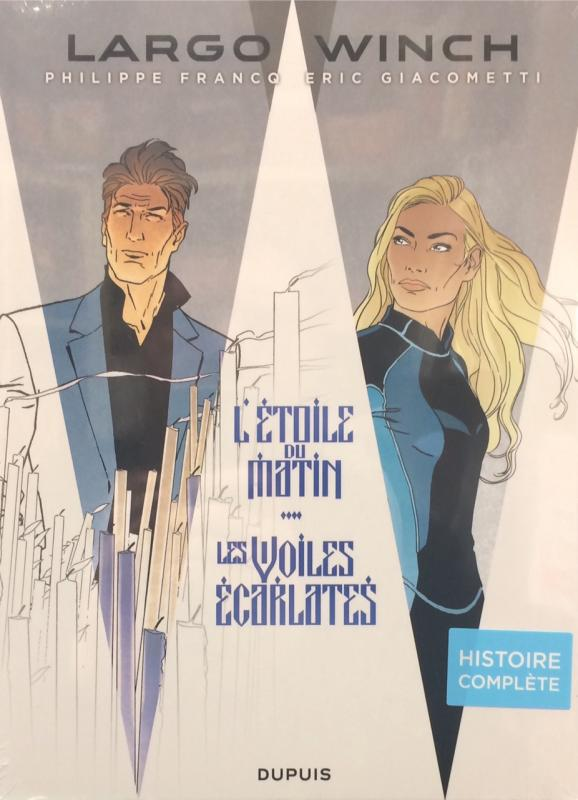 FOURREAU LARGO WINCH T21+22