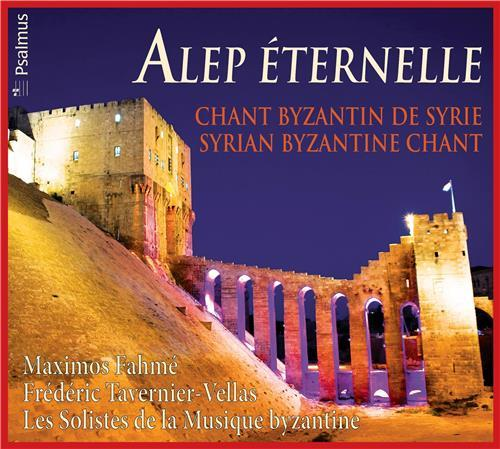 ALEP ETERNELLE - CD