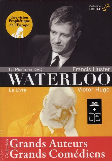 WATERLOO - DVD + LIVRE