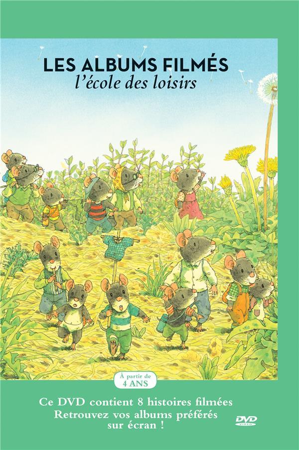 ALBUMS FILMES L'ECOLE DES LOISIRS 9 - A PARTIR DE 4 ANS (LES)