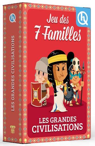 7 FAMILLES LES GRANDES CIVILISATIONS