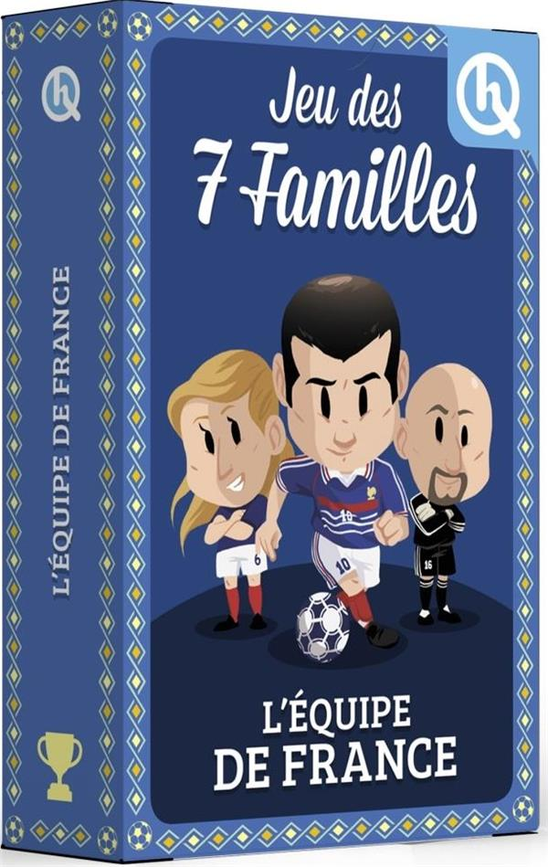 7 FAMILLES LEGENDES DE L'EQUIPE FRANCE