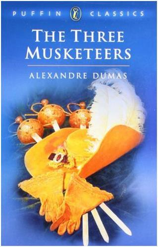 ALEXANDRE DUMAS THE THREE MUSKETEERS /ANGLAIS