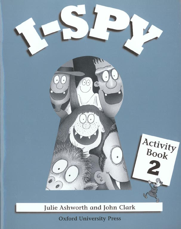 I-SPY 2: ACTIVITY BOOK