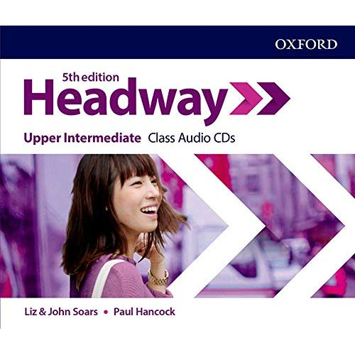HEADWAY: UPPER-INTERMEDIATE. CLASS AUDIOS 5/E (CD-ROM)