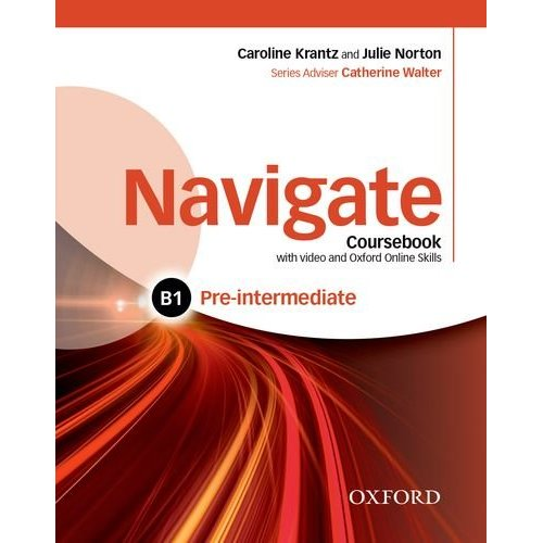 NAVIGATE PRE-INTERMEDIATE B1 STUDENT'S BOOK WITH DVD-ROM AND OOSP PACK