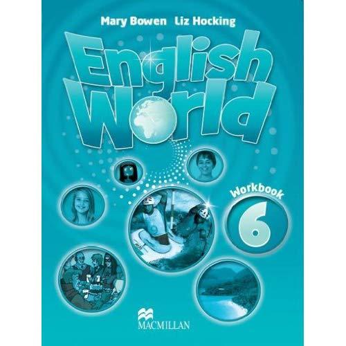 WORKBOOK ENGLISH WORLD 6E