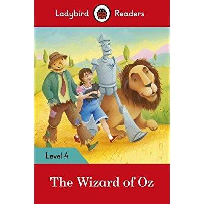 WIZARD OF OZ  LADYBIRD READERS LEVEL 4, THE
