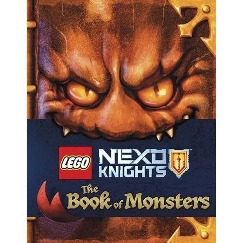 LEGO: THE BOOK OF MONSTERS
