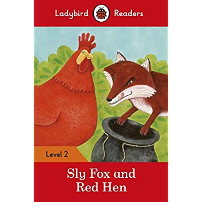 SLY FOX AND RED HEN  LADYBIRD READERS LEVEL 2