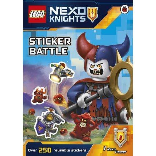 LEGO NEXO KNIGHTS STICKER BATTLE