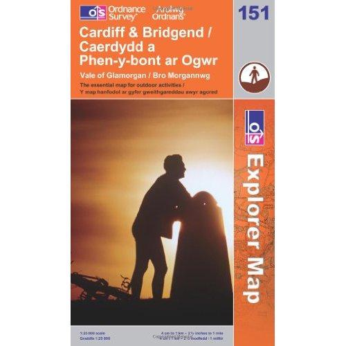 CARDIFF & BRIDGEND / CAERDYDD