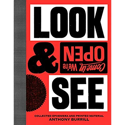 ANTHONY BURRILL: LOOK & SEE /ANGLAIS