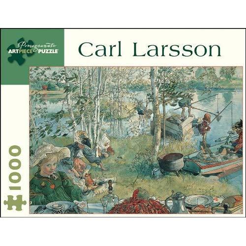 1000  P  CARL  LARSSON   CRAYFISHING