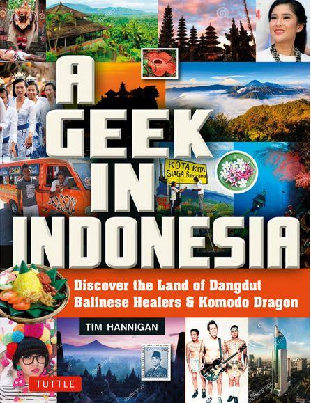 A GEEK IN INDONESIA /ANGLAIS