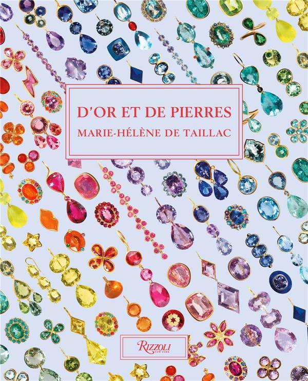 D'OR ET DE PIERRES - MARIE-HELENE DE TAILLAC