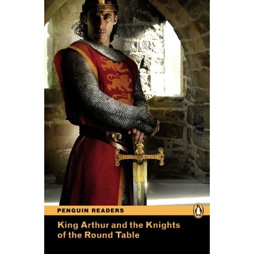 KING ARTHUR AND THE KNIGHTS OF THE ROUND TABLE READERS