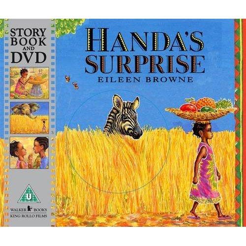 HANDA'S SURPRISE DVD