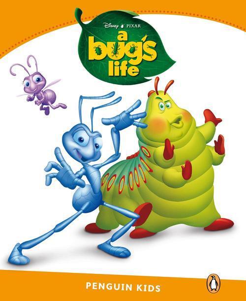 A BUG'S LIFE (PENGUIN KIDS NIVEAU 3)