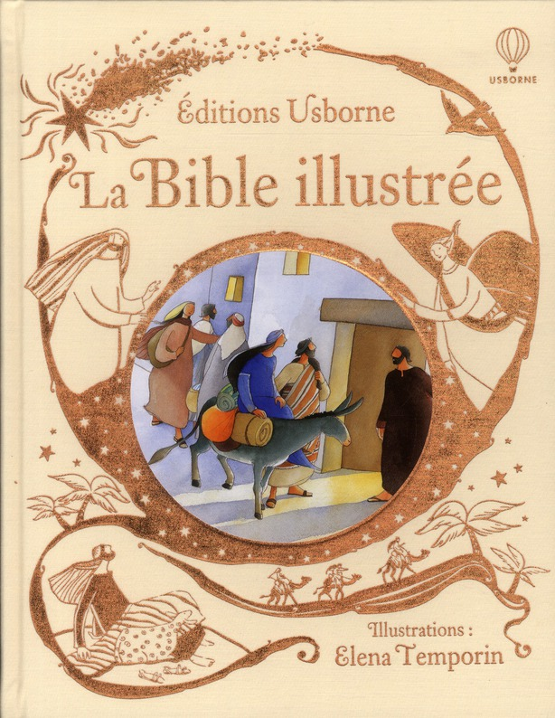 HISTOIRES ILLUSTREES - LA BIBLE ILLUSTREE