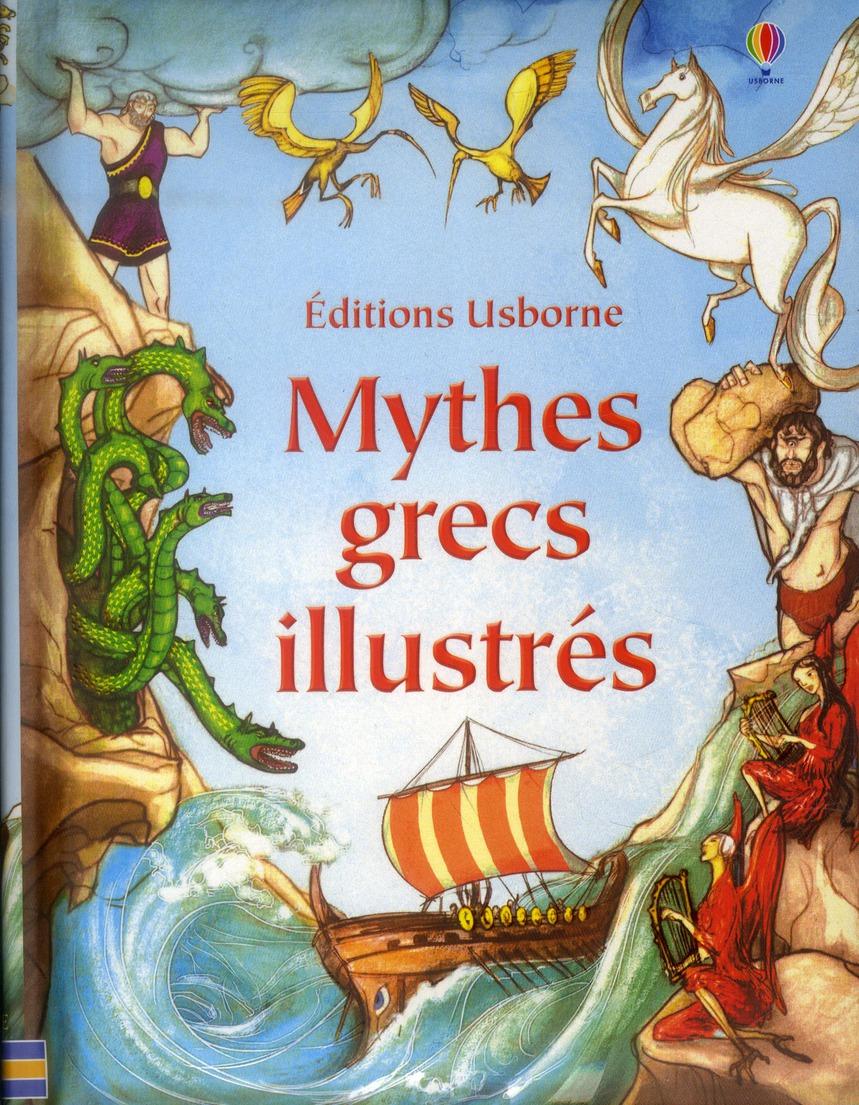 MYTHES GRECS ILLUSTRES