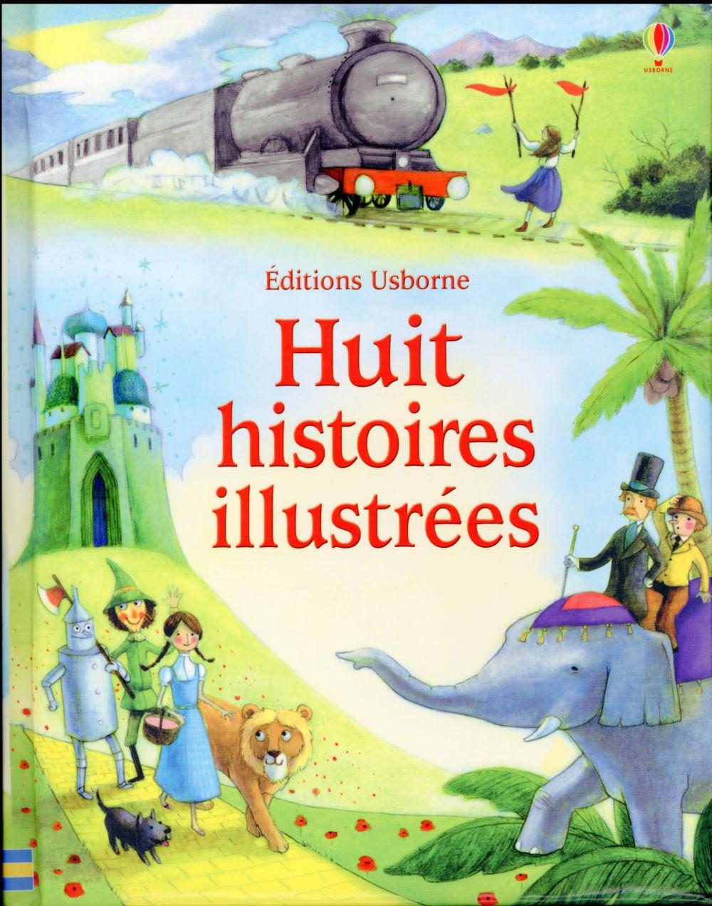 HUIT HISTOIRES ILLUSTREES
