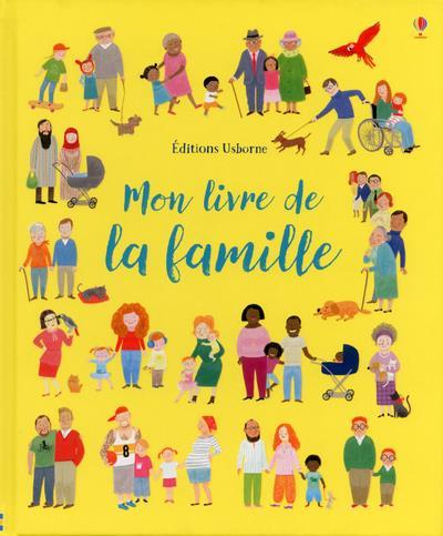 MON LIVRE DE LA FAMILLE
