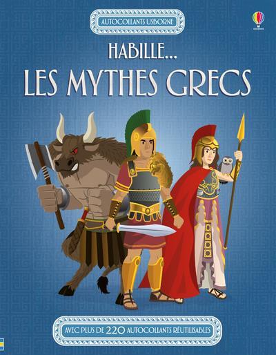 HABILLE... LES MYTHES GRECS