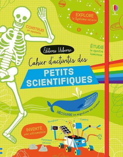 CAHIER D'ACTIVITES DES PETITS SCIENTIFIQUES