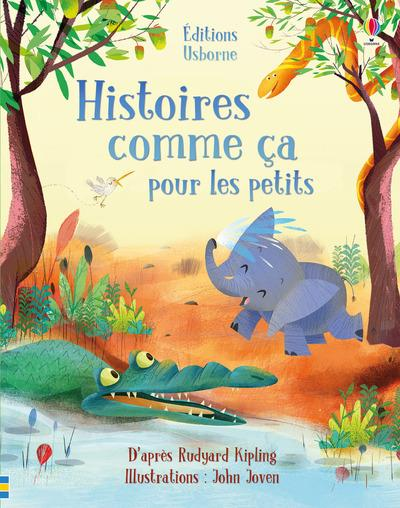 HISTOIRES COMME CA POUR LES PETITS