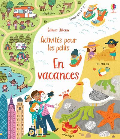 EN VACANCES - ACTIVITES POUR LES PETITS