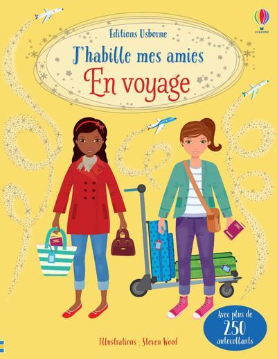 J'HABILLE MES AMIES - EN VOYAGE
