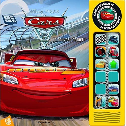 CARS 3 - UN NOUVEAU DEPART
