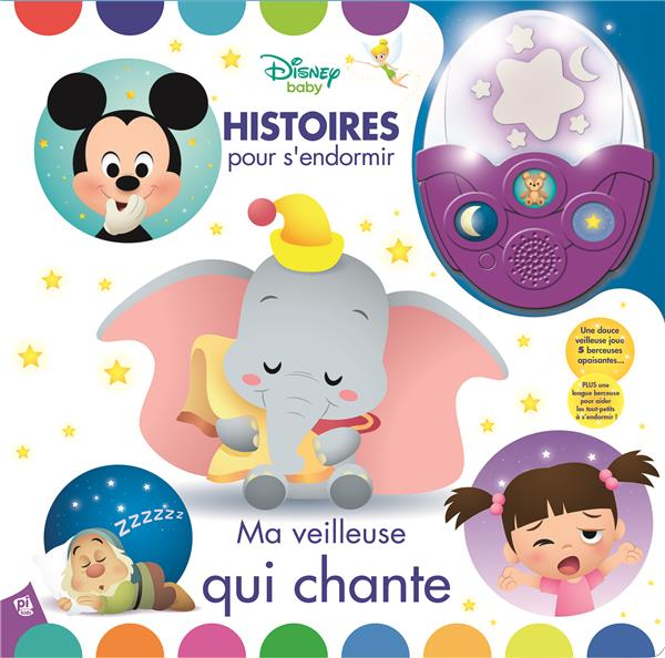 DISNEY BABY - GRAND ALBUM VEILLEUSE