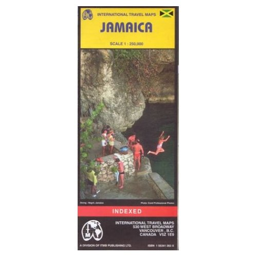 JAMAIQUE - 1/250.000