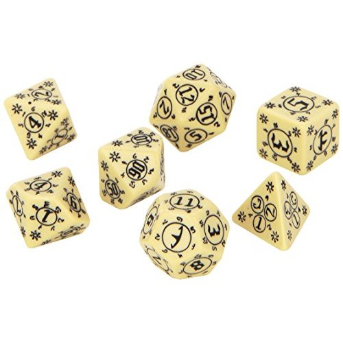 PATHFINDER RISE OF THE RUNELORDS DICE SET (7)