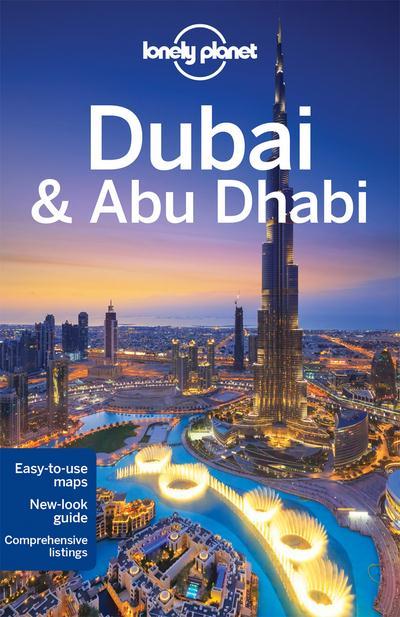 DUBAI & ABU DHABI 8ED -ANGLAIS-