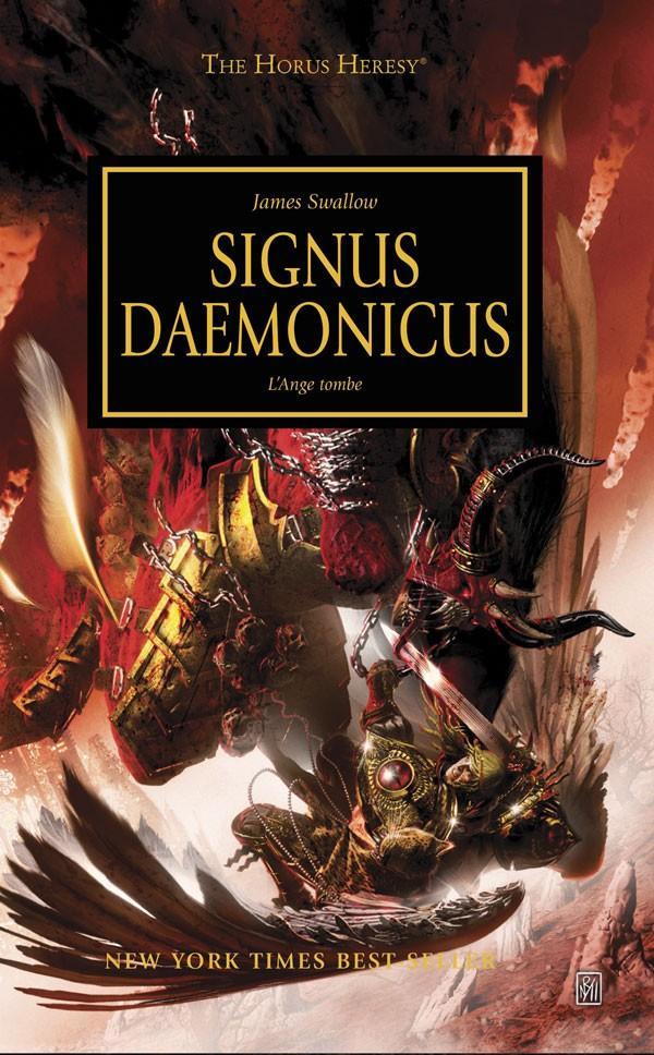 THE HORUS HERESY, T21 : SIGNUS DAEMONICUS