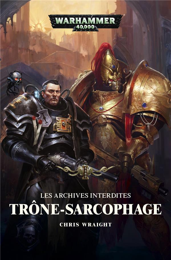 TRONE-SARCOPHAGE