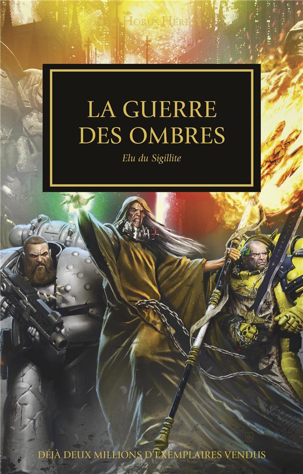 GUERRE DES OMBRES (LA)
